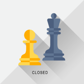 Chess club closed